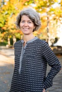Professor Gunhild Setten Geografisk institutt. Foto: Therese Lee Støver