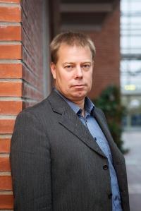 Portrett av Torberg Falch. Foto.